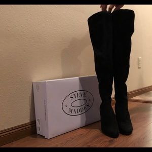 Steve Madden Emotions over-the-knees boots